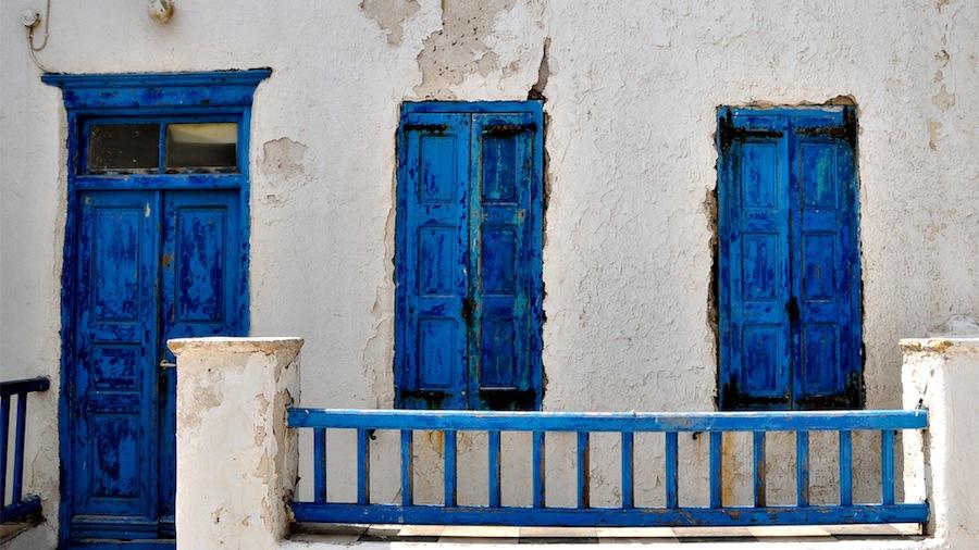 Mykonos islas griegas for Casas en islas griegas