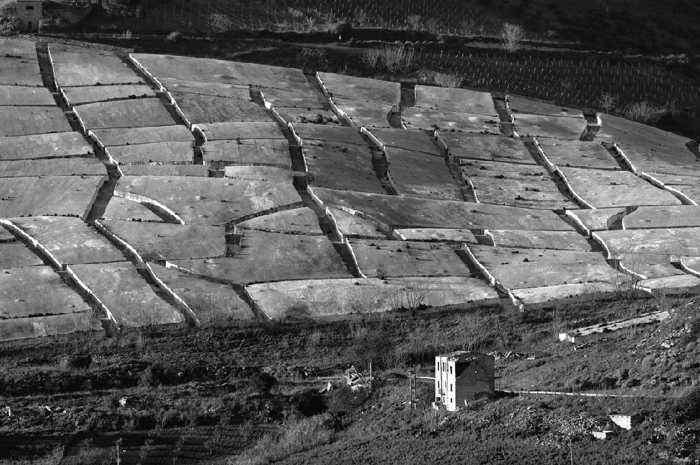 Gibellina, un monumento de recuerdo al terremoto
