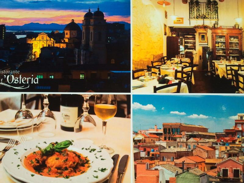 Donde Comer en Cagliari