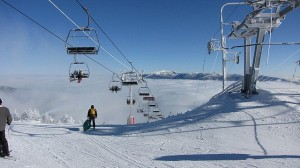 Estación de esquí de Les Angles. Junto a la de Font Romeu es la más importante. Foto de Chris Friel.