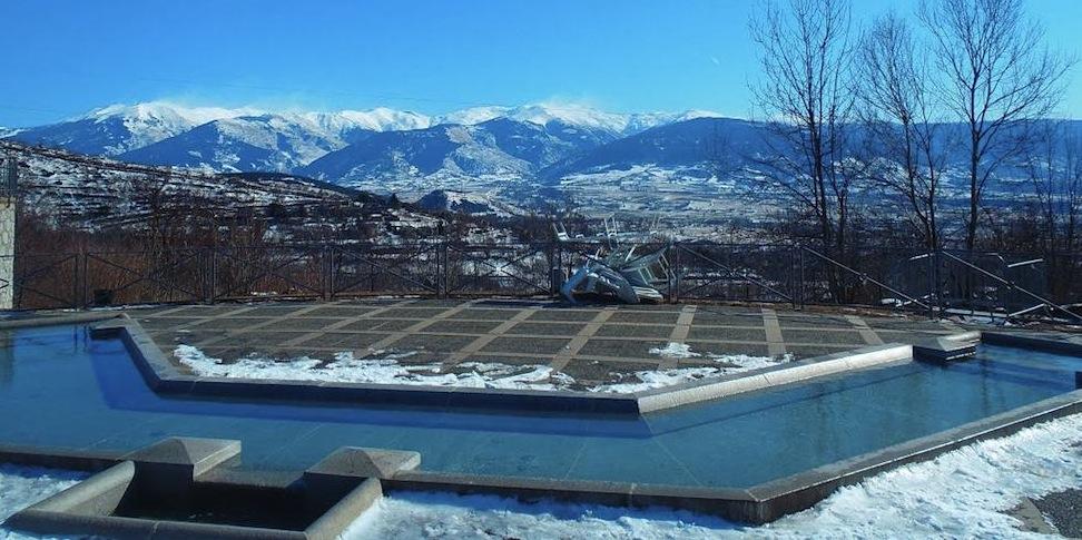 Aguas termales y más en los Pirineos Orientales franceses