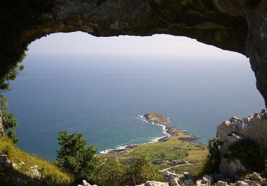 Ruta por Cantabria II: subida a los Ojos del Diablo