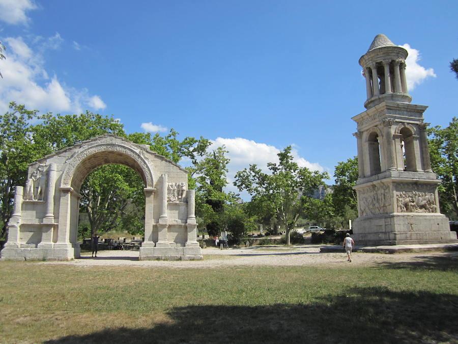 Viaje a la Provenza y la Costa Azul. Arles y Les Baux de Provence