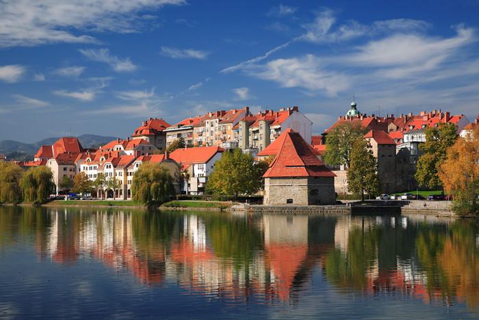 Ruta por balcanes 6. Este de Eslovenia. Maribor y Ptuj