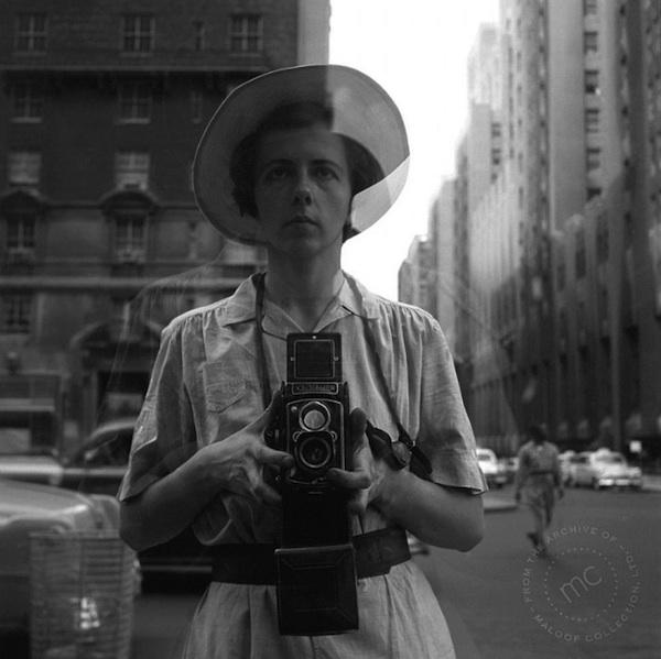 Vivian Maier, descubrimiento de una fotógrafa norteamericana