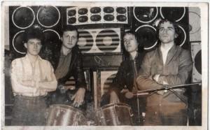 Rodion GA vanguardia musical rumana de los años 70.
