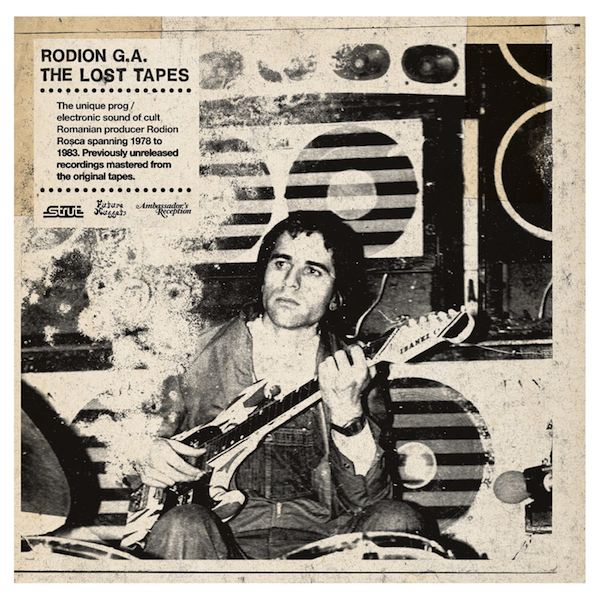 Rodion G.A música sideral rumana bajo la tiranía de Ceaucescu