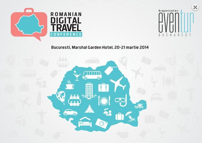 Encuentro internacional de Blogers y Marketing turístico digital en Bucarest.