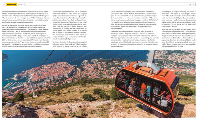 Ling Magazine - Dubrovnik