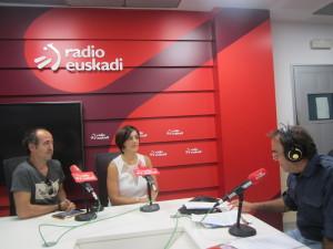 EL Giróscopo en la radio.