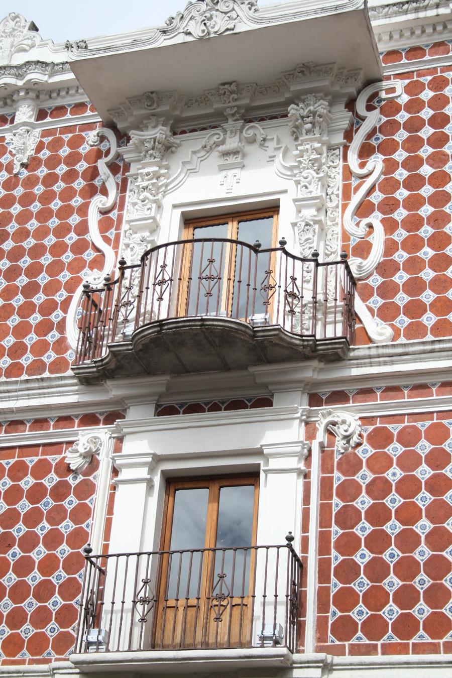 Casa del Alfeñique en Puebla