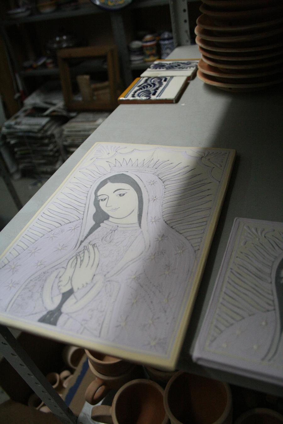 Bocetos para comenzar a pintar