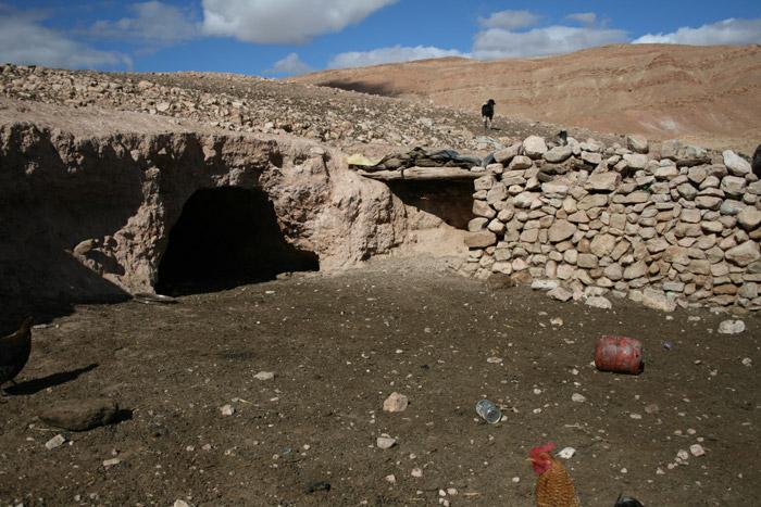 Cuevas de la casa bereber. Foto de El Giróscopo Viajero ©