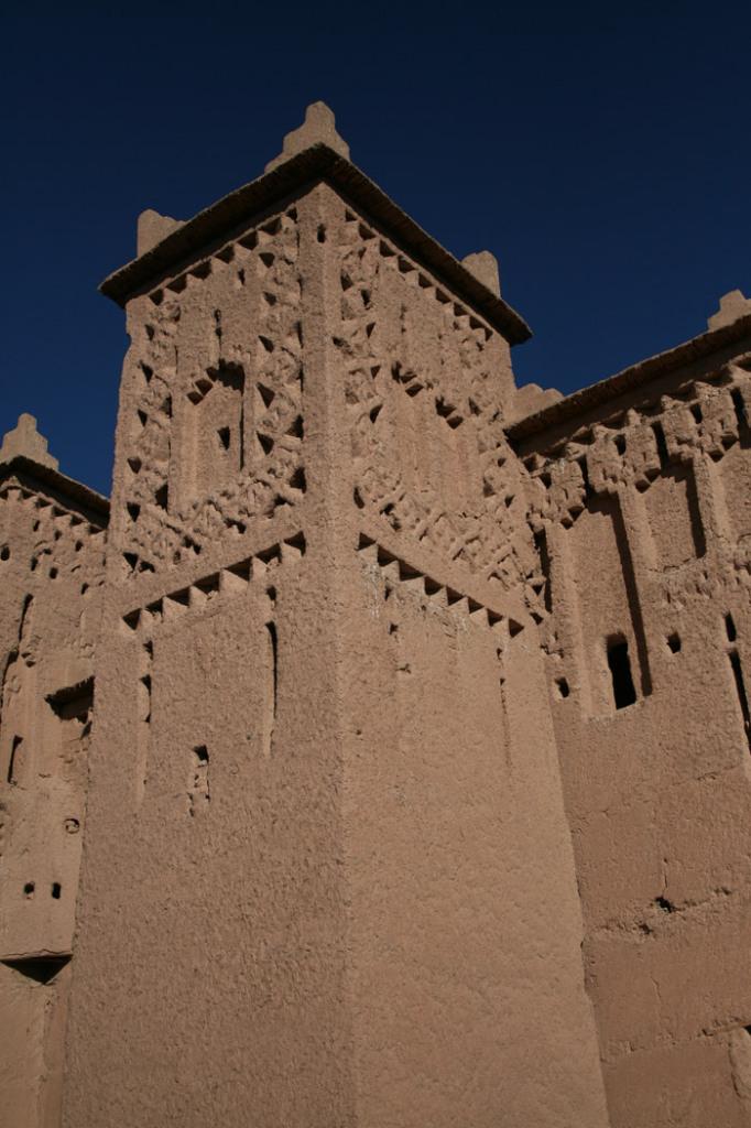 Kasbah de Skoura en Marruecos