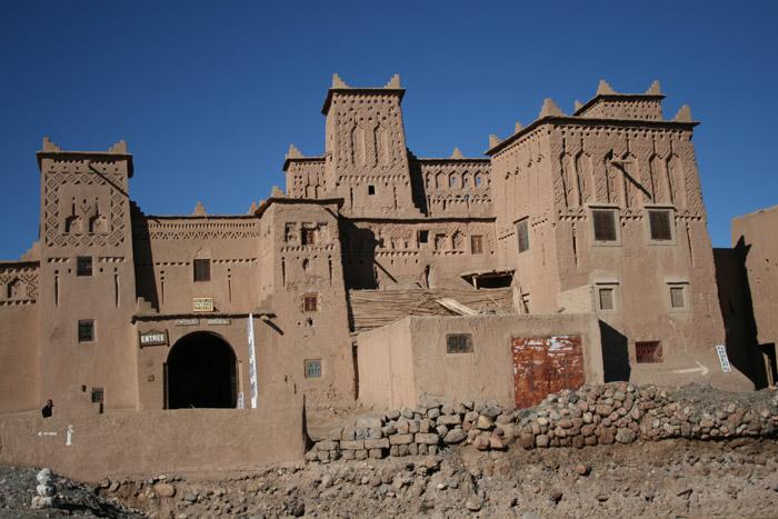 La ruta de las Kasbahs desde Ouarzazate