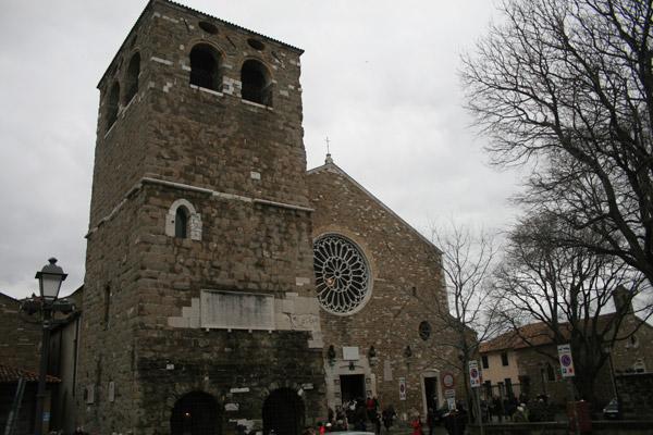 Catedral de San Giusto