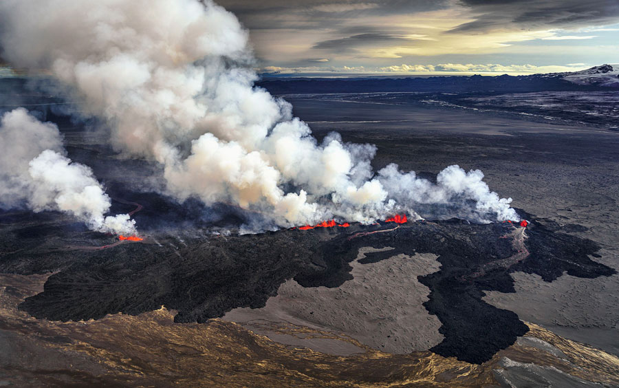 Islandia: Ruta del Volcán Askja abierta de nuevo