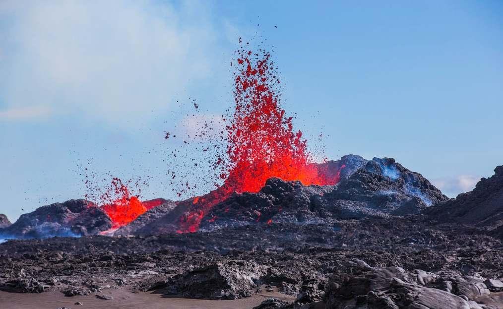 La erupción del Bardarbunga se ha producido en la falla que separa las placas noramericana y euroasiática.