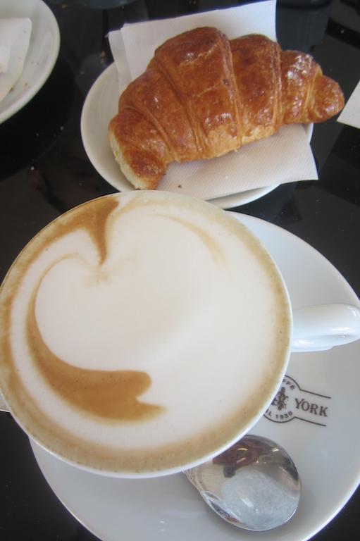 La delicia de los cafeteros. © María Calvo.