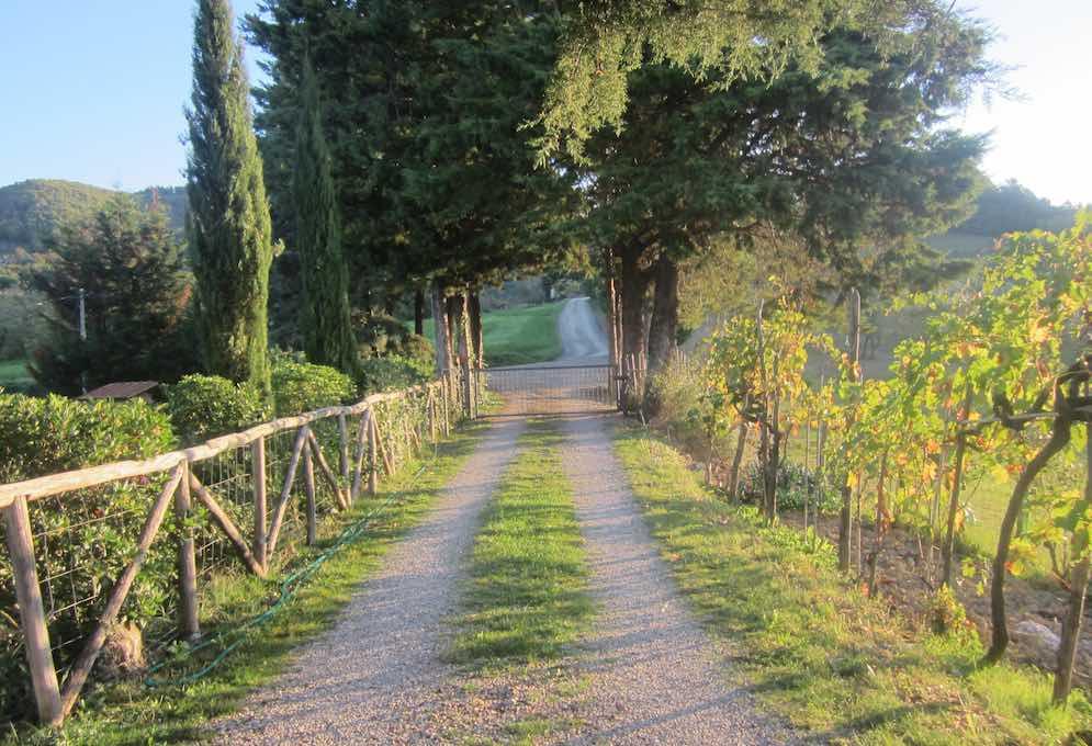 Otra estampa del norte de Florencia. ©Iñigo Pedrueza.