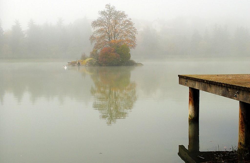 El Lago de Vicchio.