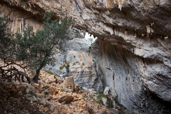 Trekking al Poblado nurágico de Tíscali en Cerdeña