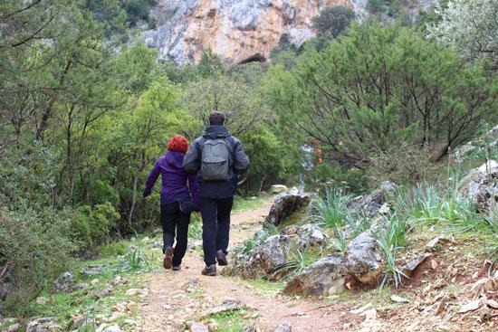 Camino de Tíscali © Foto by Daniele Agnese