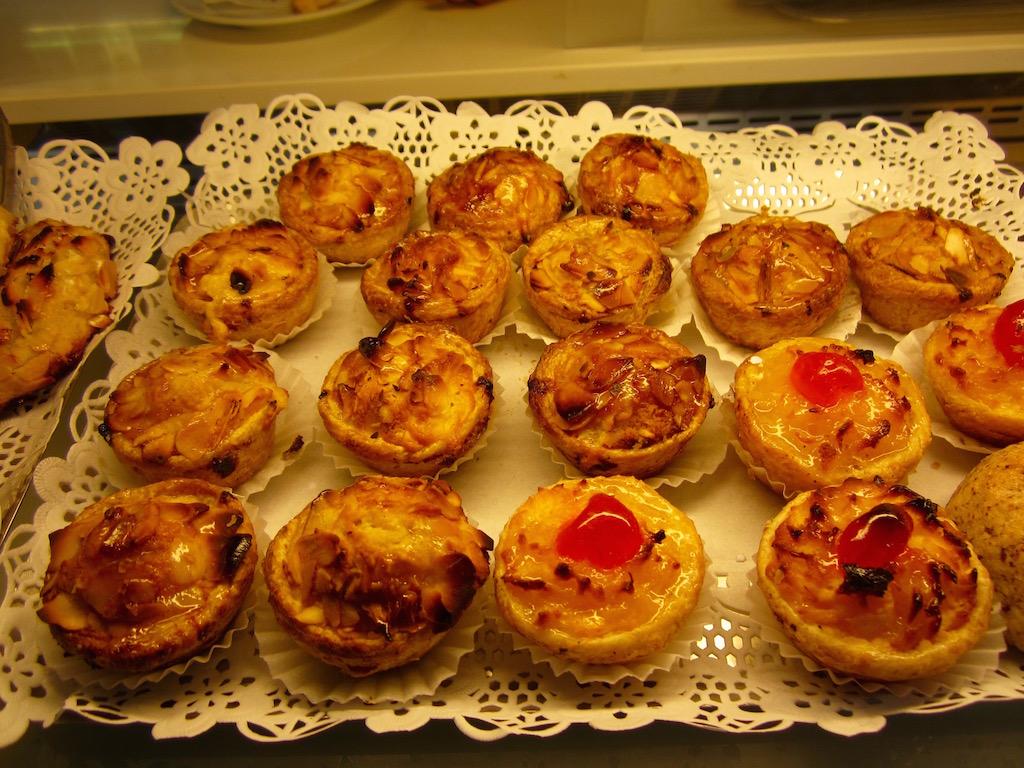 La confitería de Portugal es un mundo de delicias. © María Calvo.
