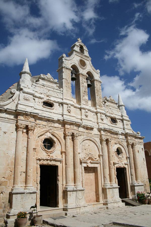 Monasterio Moni Arkadi
