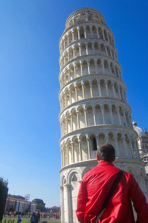 El misterio de la torre inclinada nos ha sido revelado en el anterior artículo sobre Pisa. © María Calvo.