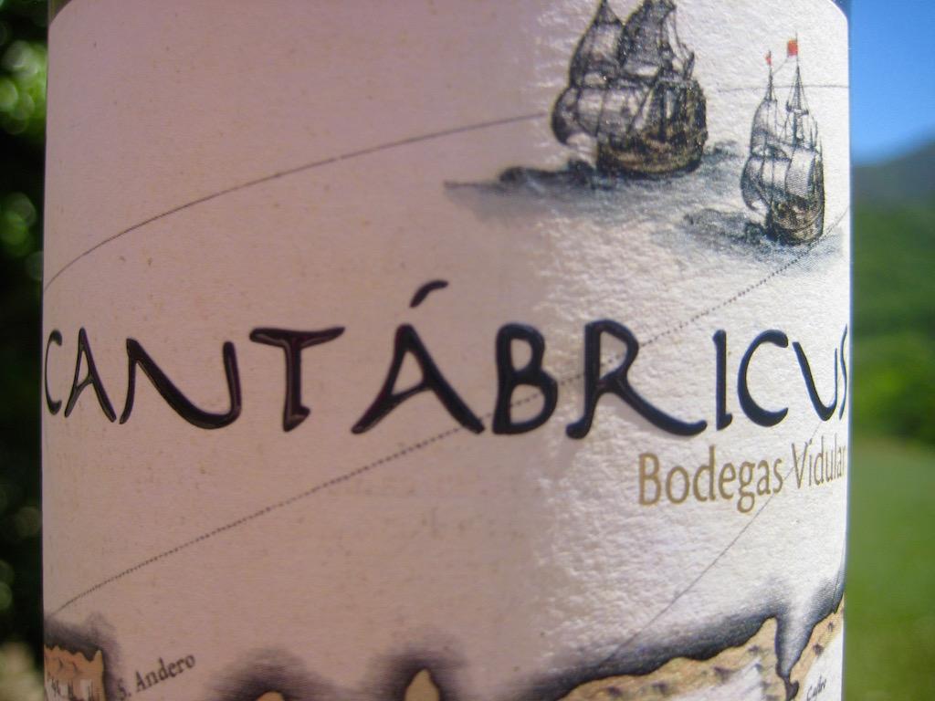 Visita a las bodegas Vidular en Cantabria