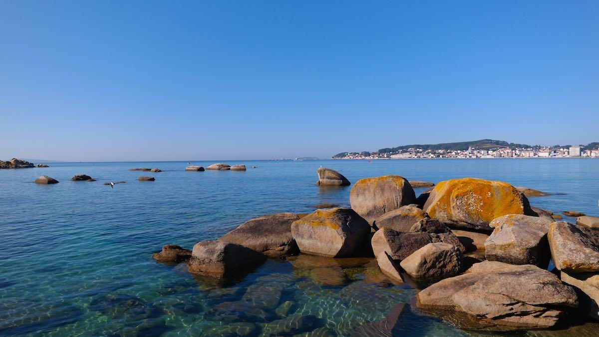 Playa de Coroso en Ribeira. ©Iñigo Pedrueza.