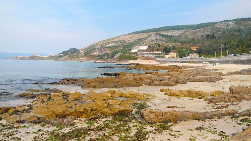 Semana en Ribeira y Barbanza, las Rías Bajas gallegas
