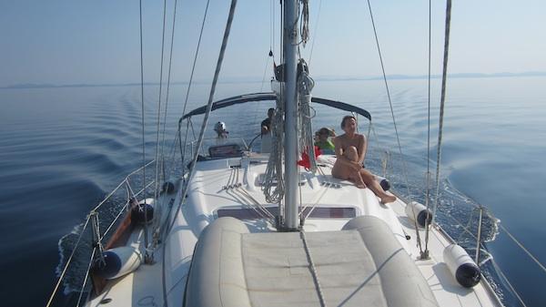 Comienza nuestro viaje en velero por el Mar Adriático