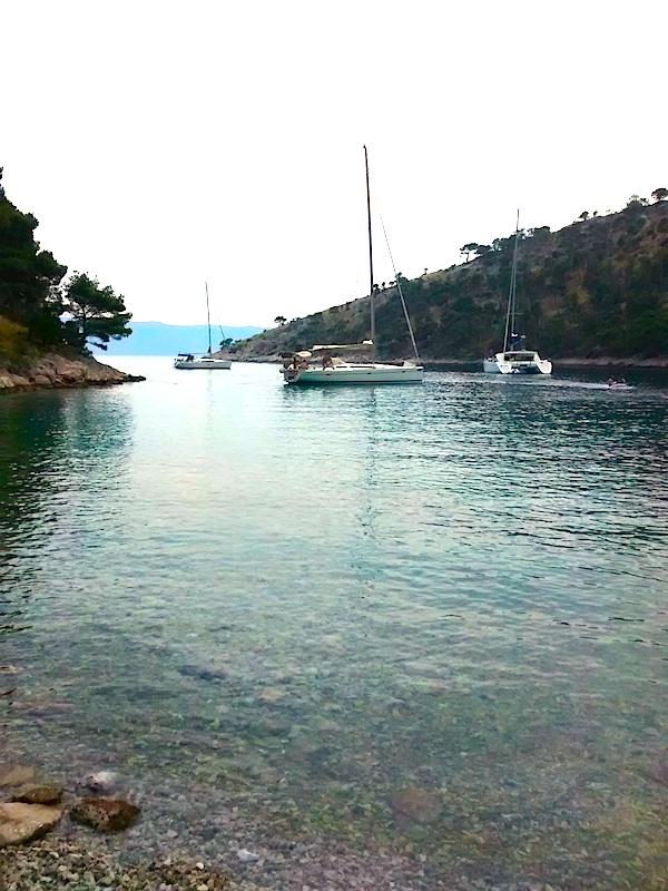 Playa de Blaca, Brac