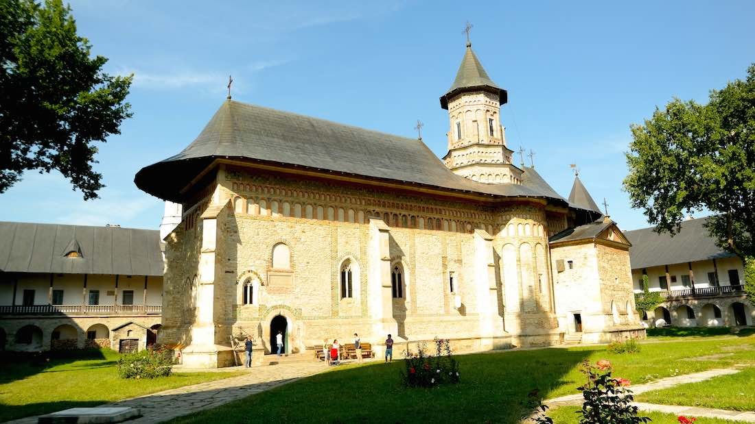 Monasterio de Neamt. ©Iñigo Pedrueza.