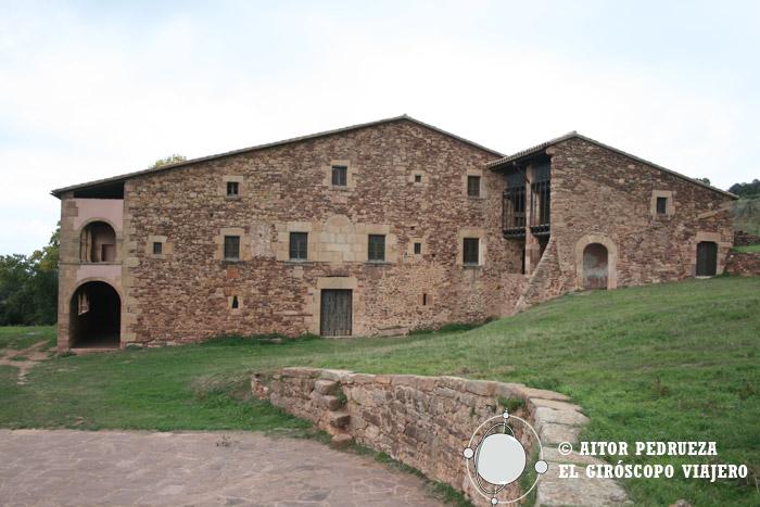 Can Agustí, Museo etnológico del Montseny
