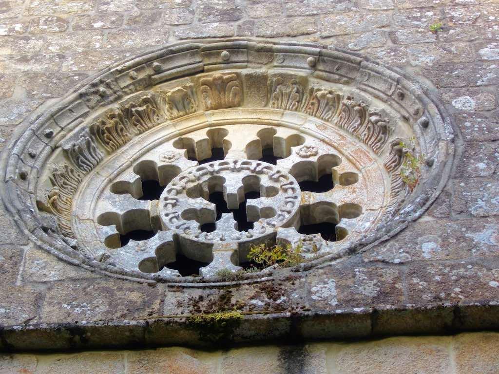 En la Ribeira Sacra puede hacerse una ruta del románico, con parada obligatoria en ell Monasterio de Santa Cristina de Ribas de Sil. ©María Calvo.