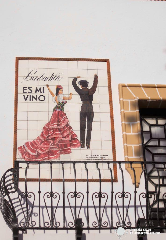 Vinos de Sanlúcar de Barrameda