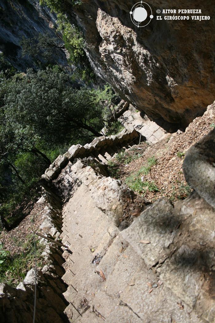 Ruta por el monte Buciero en Santoña