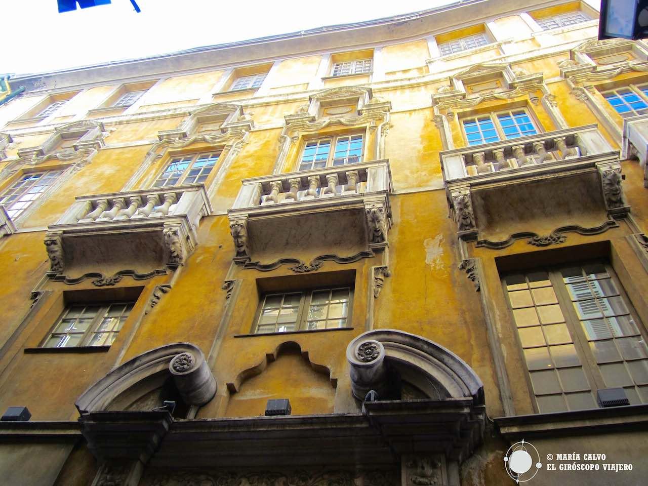 Palacio Lascaris