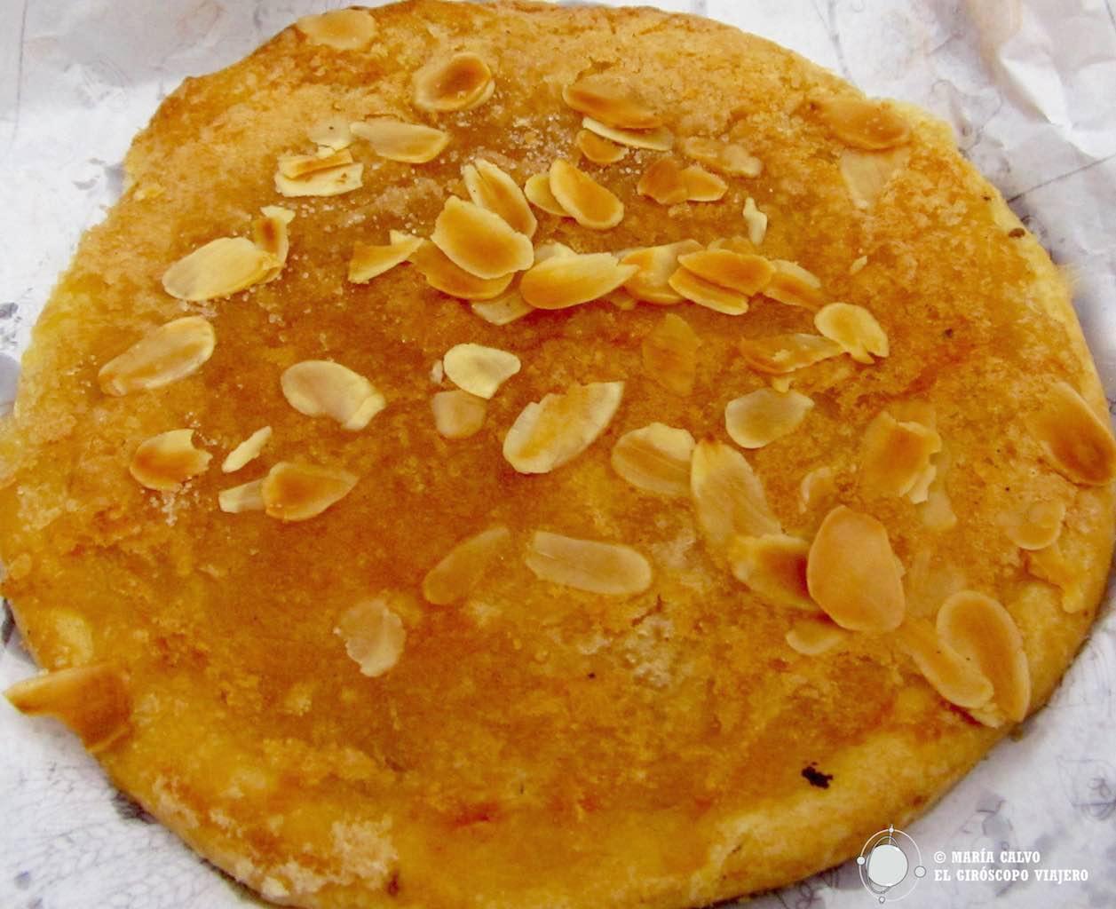 Torta de Hornazo, un dulce típico de Huelva