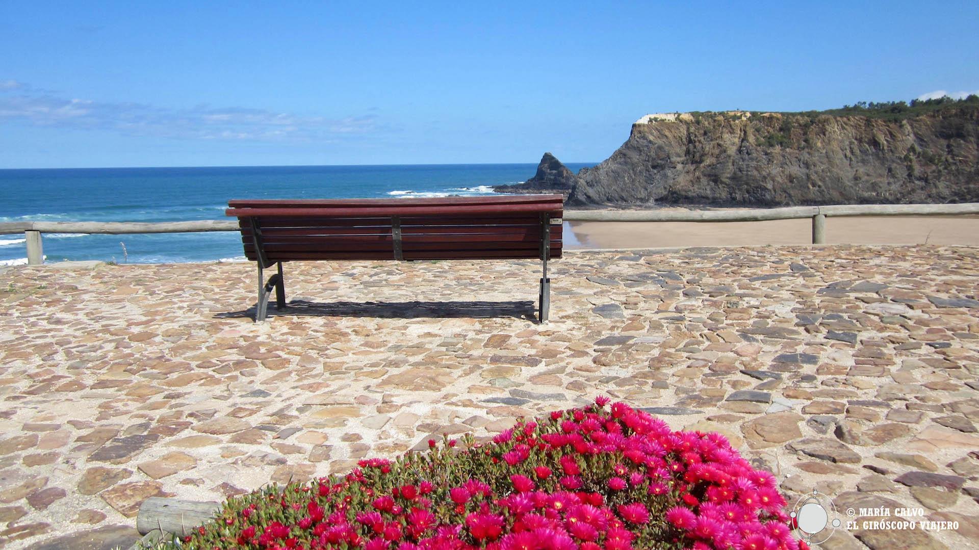 Playa de Odeceixe