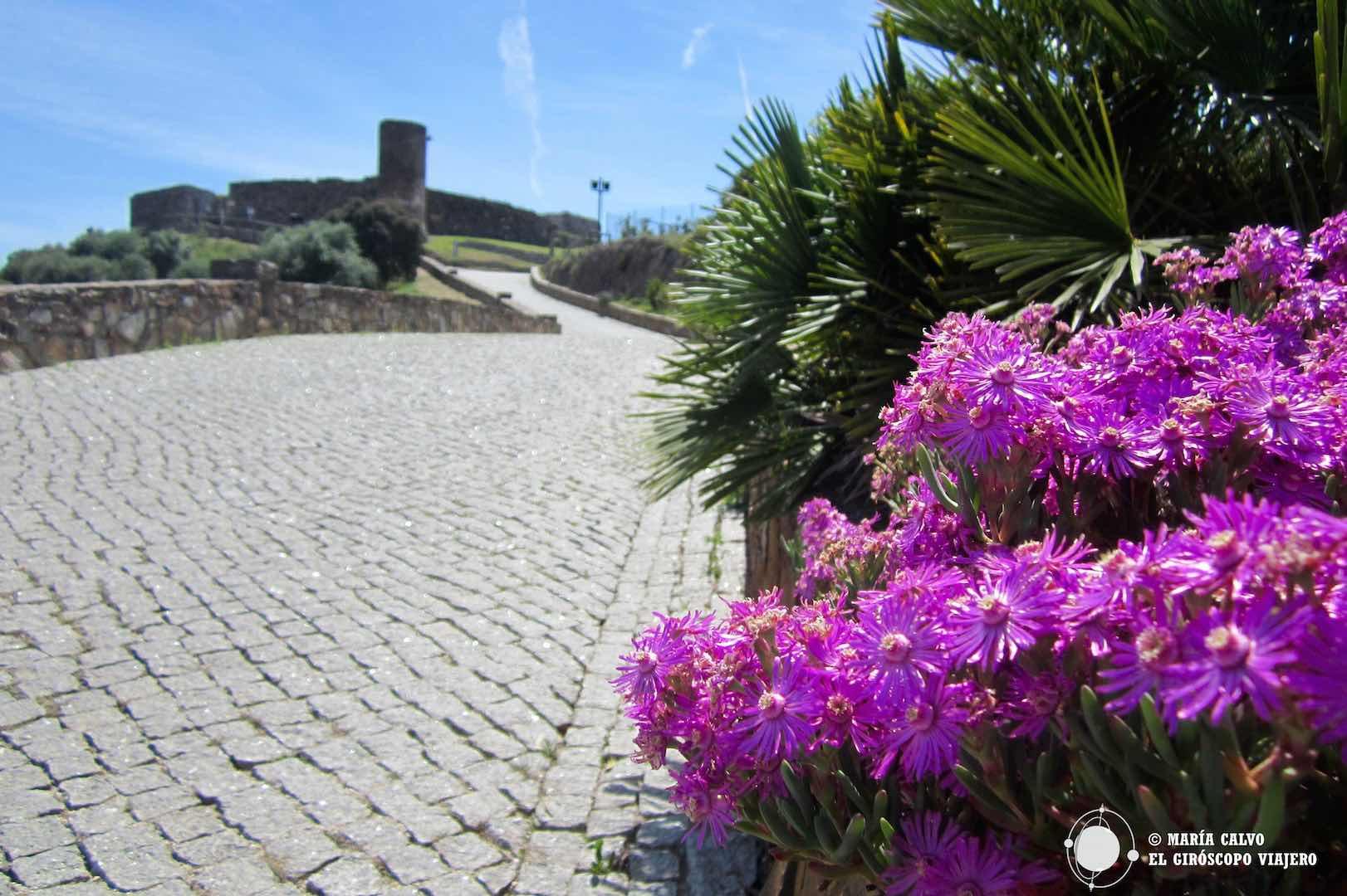 El castillo de Aljezur