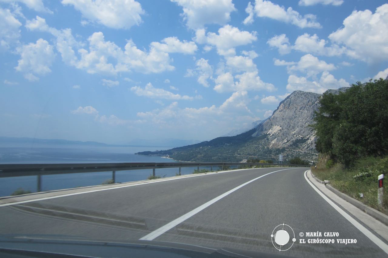 Road Trip por la costa dálmata en Croacia II . De Dubrovnik a Split