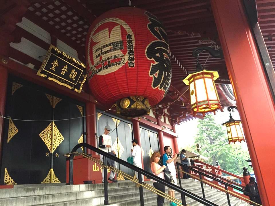 Video instantes de Tokyo. Viaje por Japón en verano