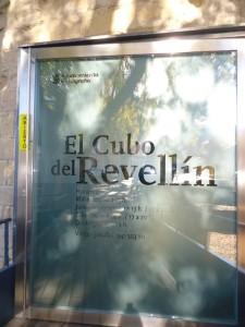 Cubo de Revellin. ©Itxaso Pedrueza.