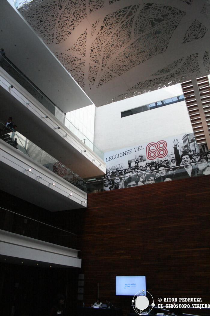 Museo de la Memoria y de la Tolerancia de Ciudad de México