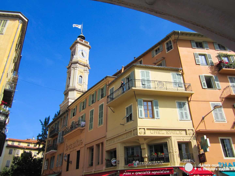 Por las calles de Niza