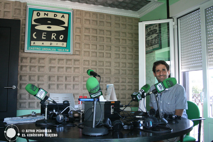 Programa del Giróscopo Viajero en Onda Cero Castro Urdiales